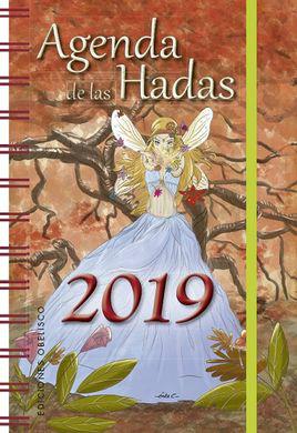 agenda 2019 de las hadas-9788491113485