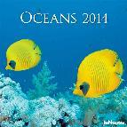 calendario 2014 oceans 30x30cm-9783832762094