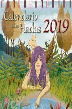 calendario 2019 de las hadas-9788491113478