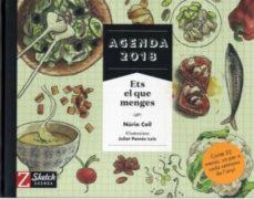 agenda zahori ets el que menges 2018-9788494713576
