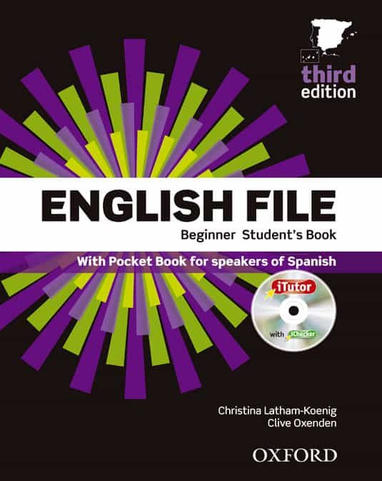 English file beginner student s book workbook pack 3ed vvaa english file beginner student s book workbook pack 3ed 9780194501606 fandeluxe Image collections