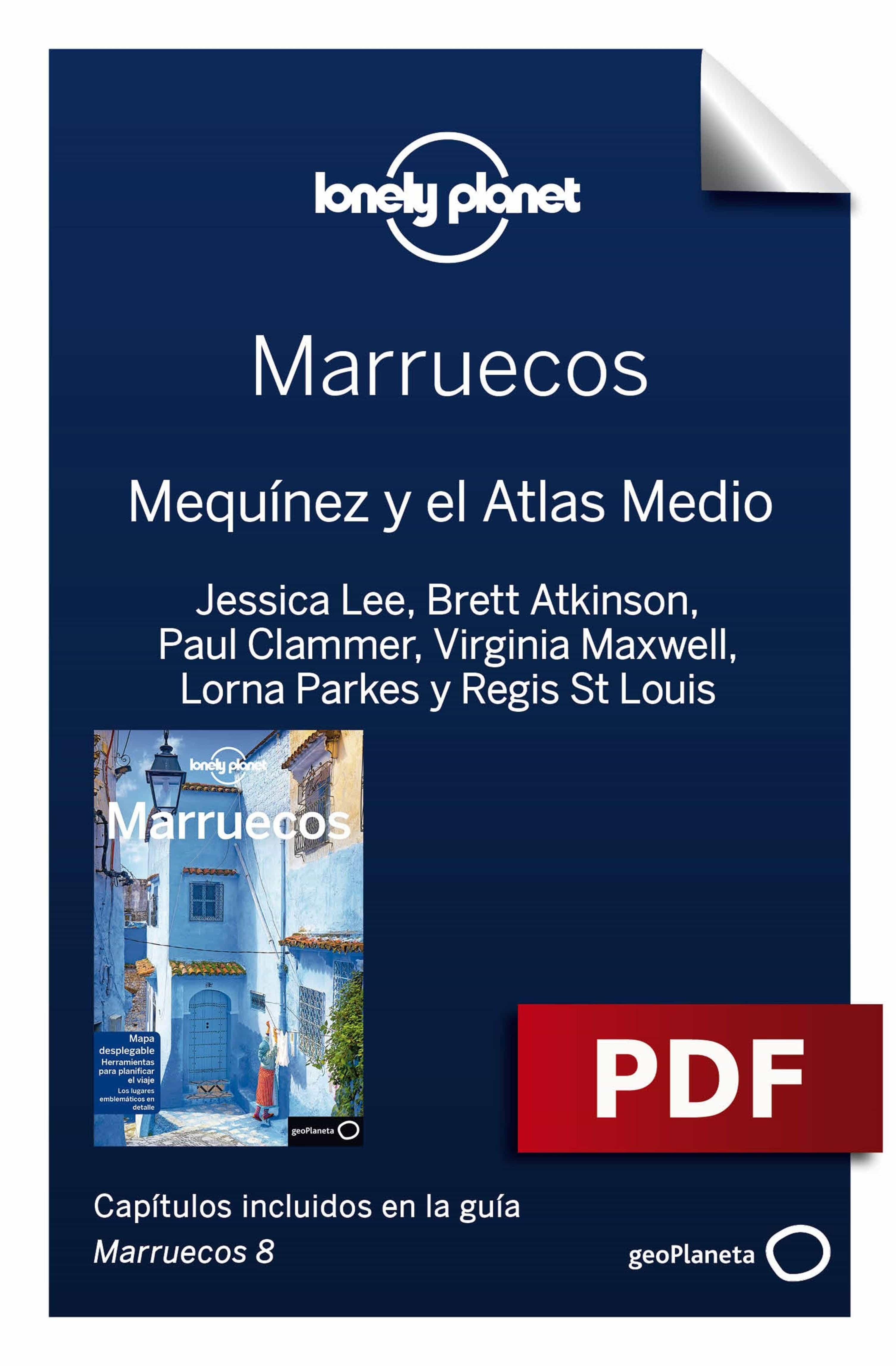 Marruecos 8. Fez, Mequínez Y El Atlas Medio   por Vv.aa.