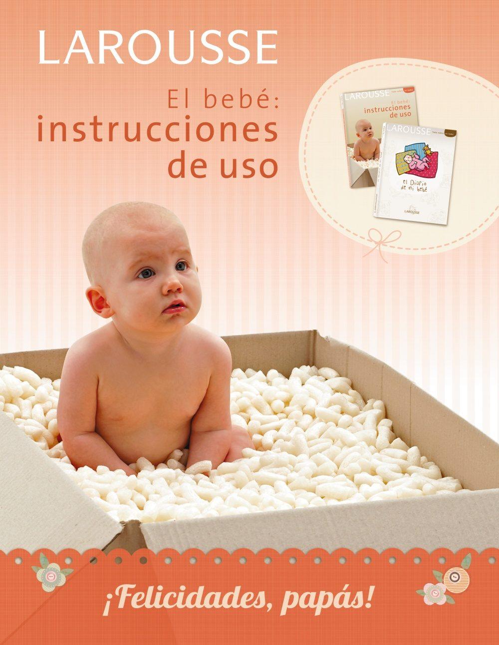 Pack Diario De Mi Bebe + Instrucciones De Uso por Vv.aa.