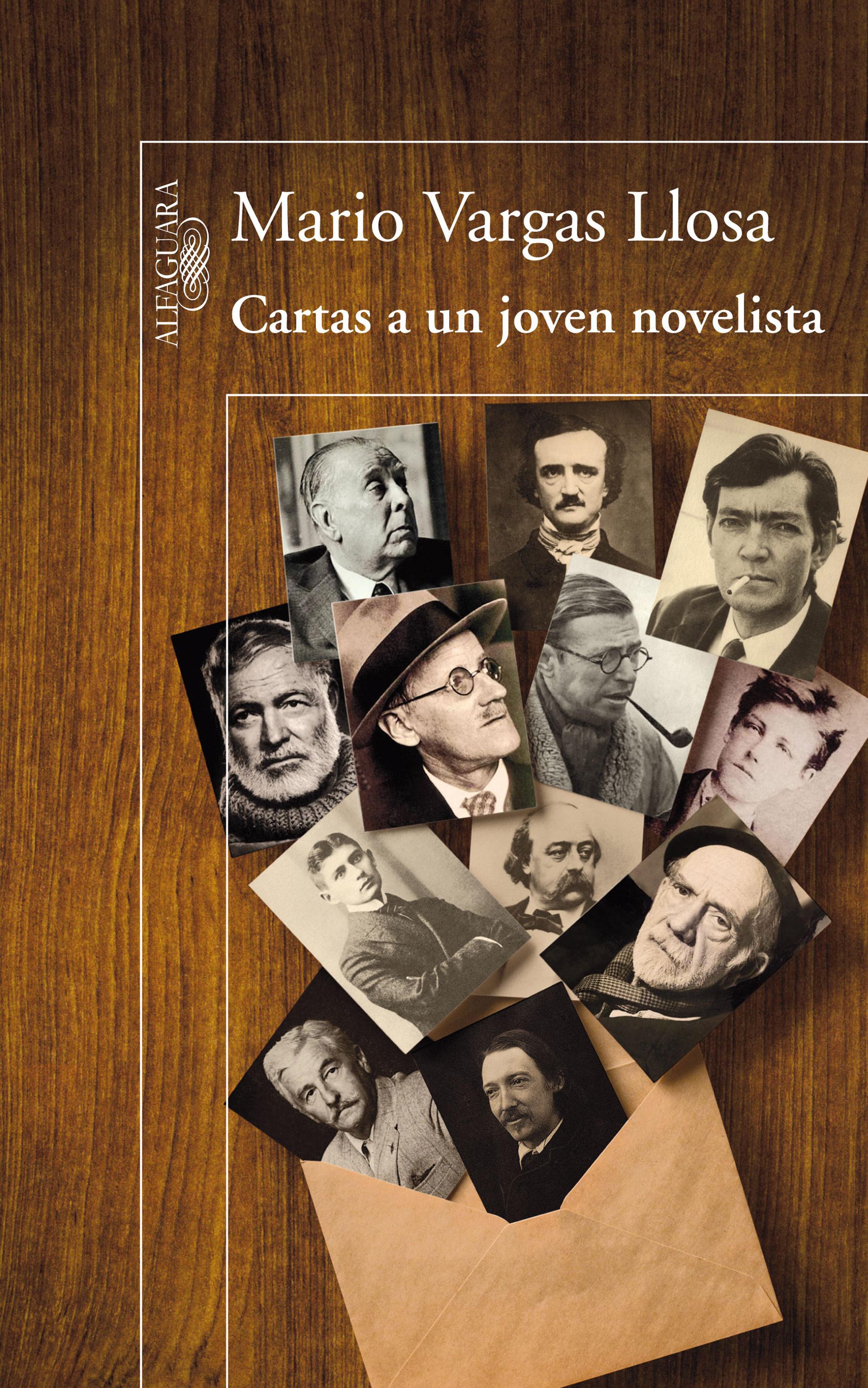 Cartas A Un Joven Novelista (ebook)mario Vargas Llosa9788420420806