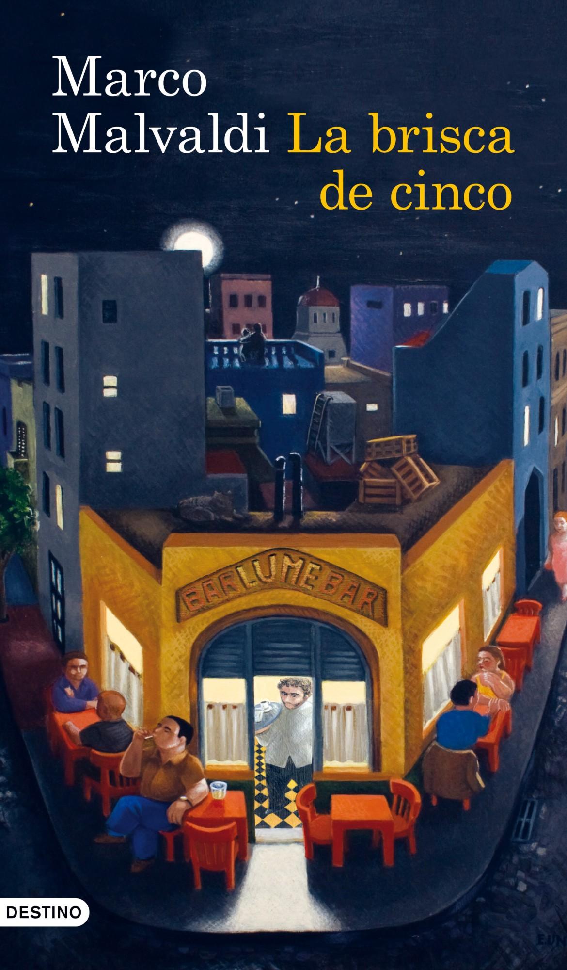 LA BRISCA DE CINCO | MARCO MALVALDI | Comprar libro 9788423300006