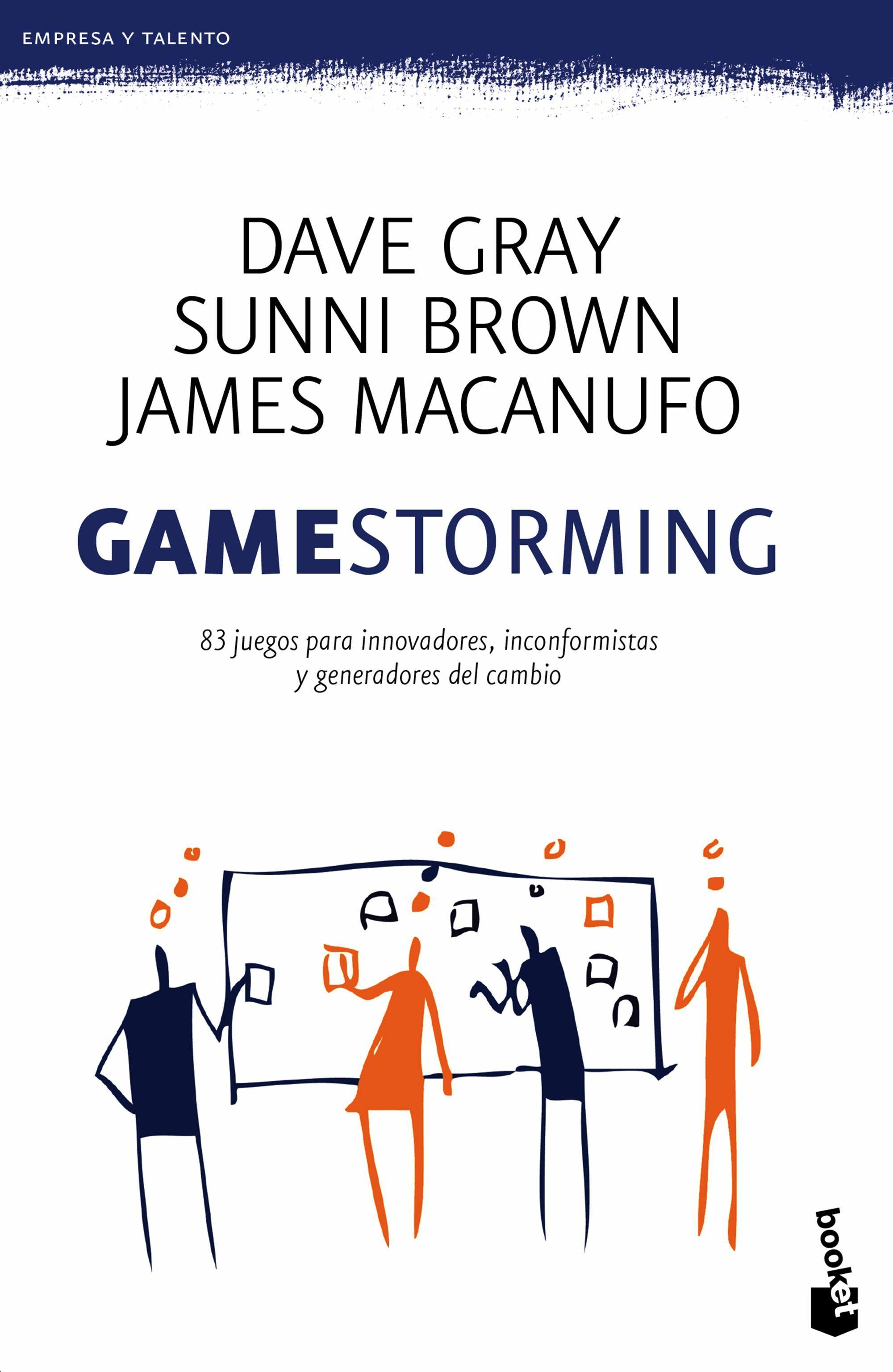 Gamestorming por Vv.aa.