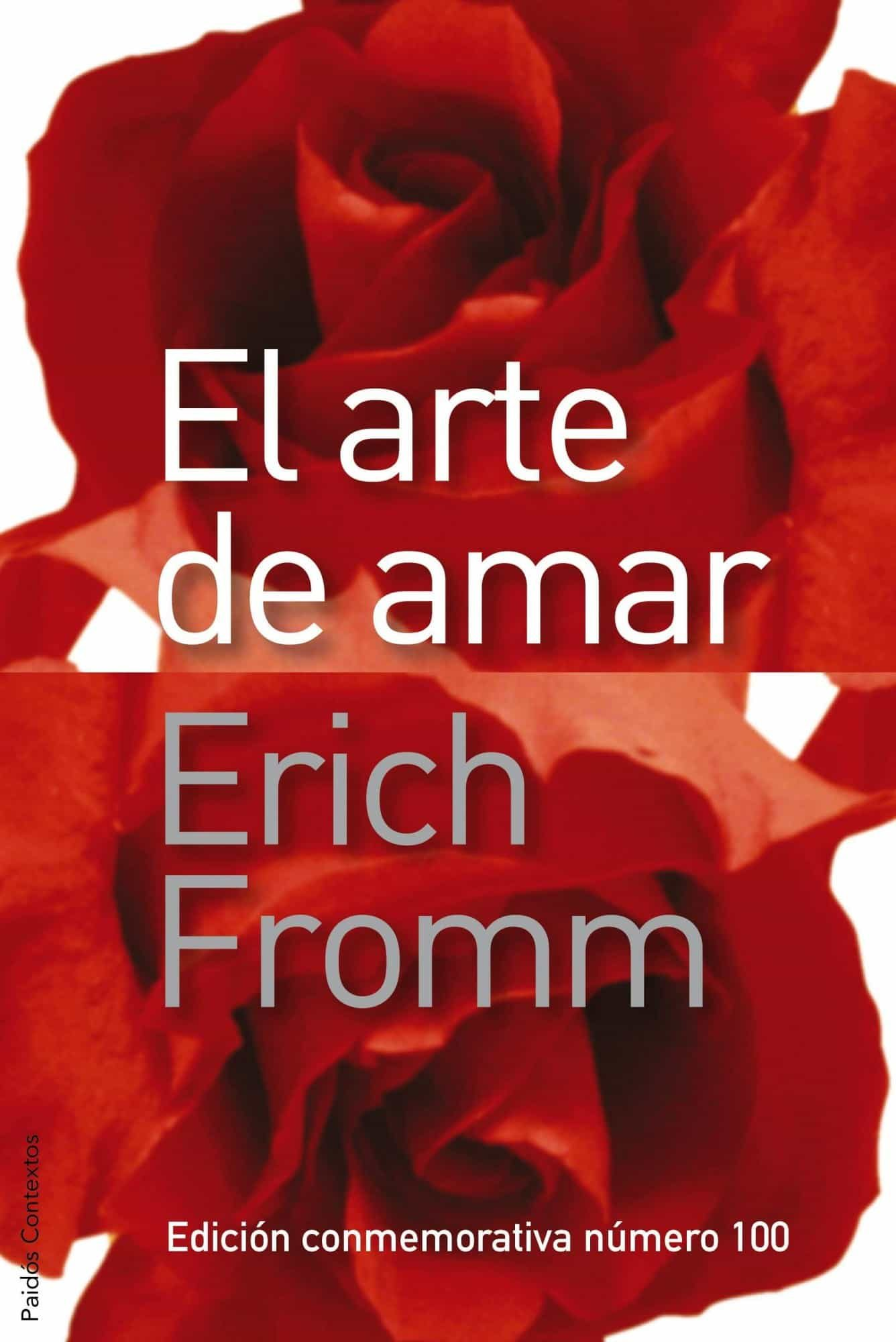 El arte de amar edicion de lujo erich fromm 9788449325106