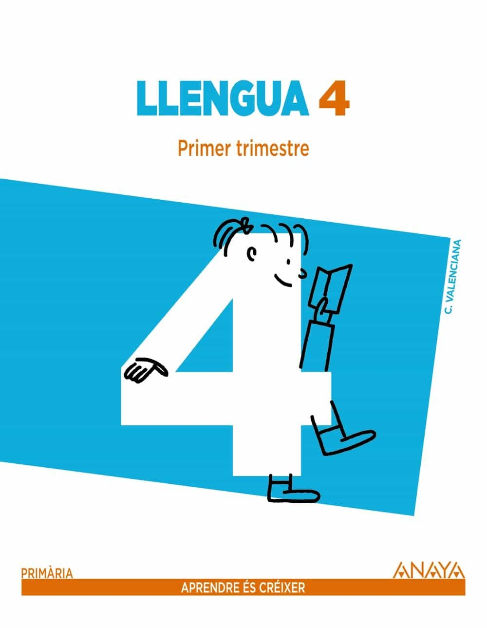 LLENGUA 4º EDUCACION PRIMARIA COMUNIDAD VALENCIANA | VV.AA ...