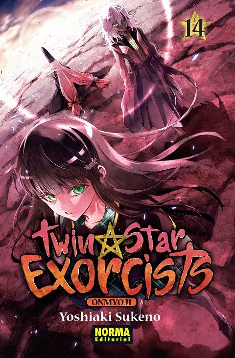 Twin Star Exorcists 14 por Yoshiaki Sukeno
