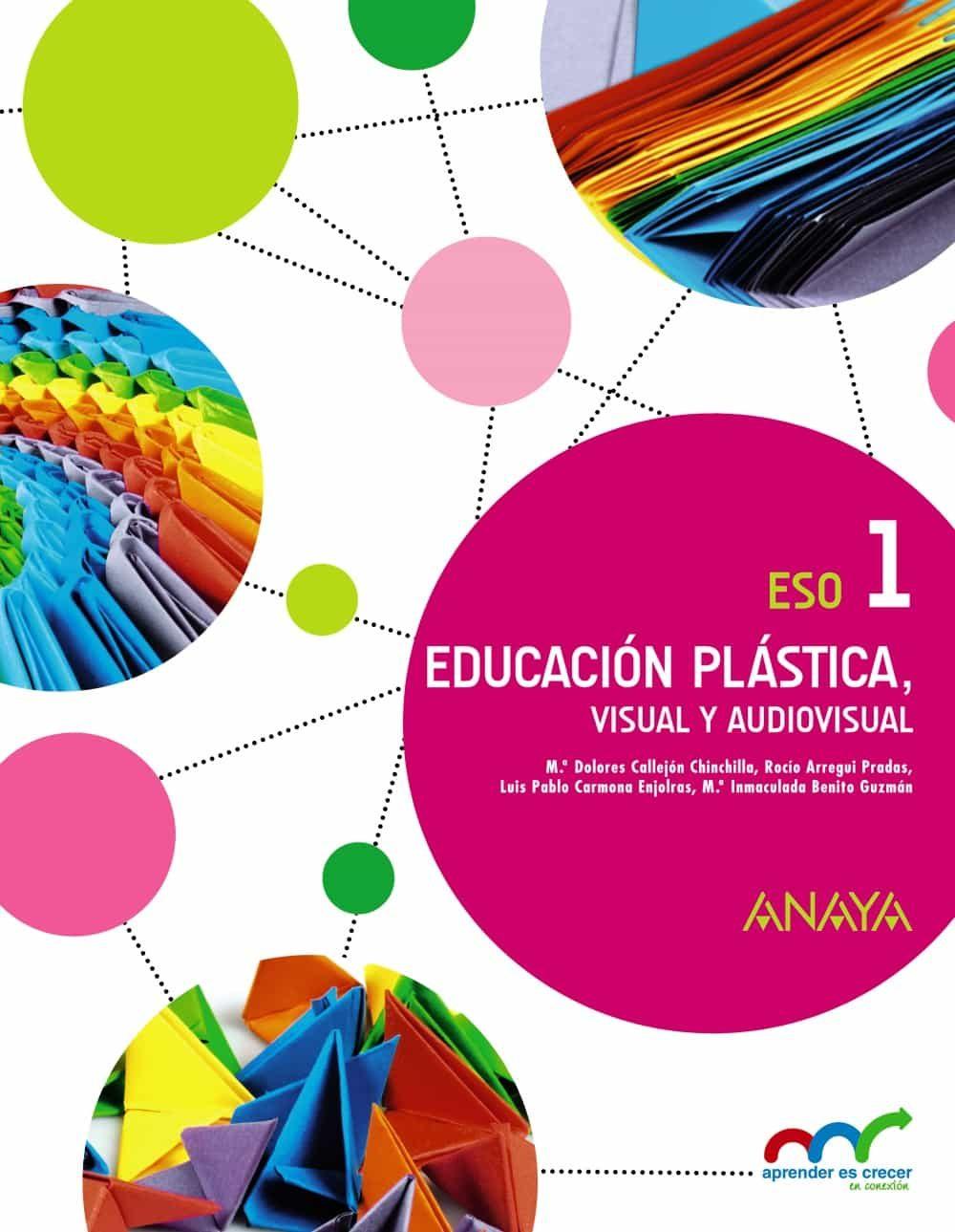 Educación Plástica, Visual Y Audiovisual 1, 1º Eso Primer Ciclo Andalucia por Vv.aa. epub