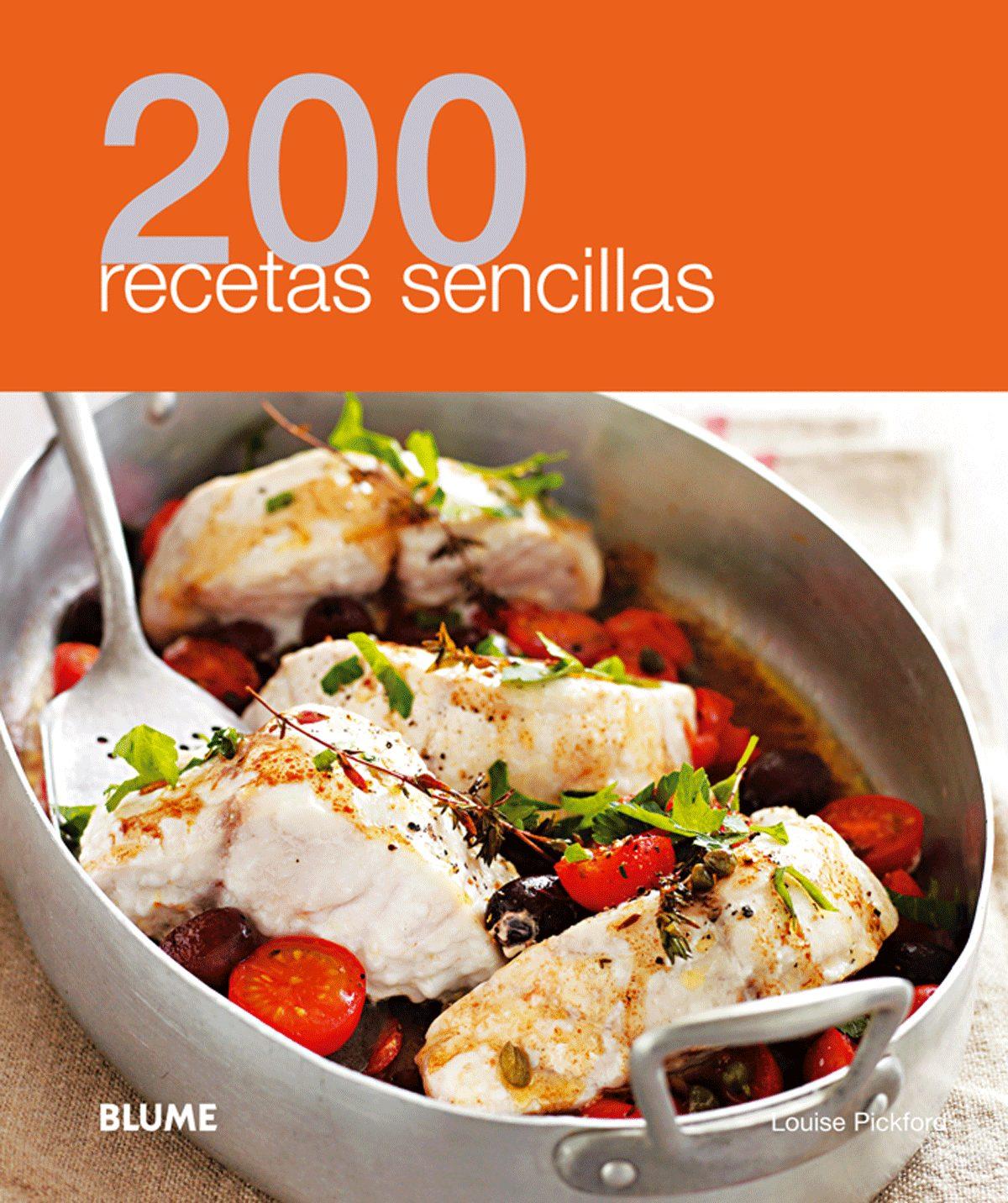 200 Recetas Sencillas por Vv.aa.