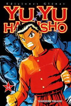 Yu Yu Hakusho Nº 14 (shonen Manga) por Yoshihiro Togashi epub