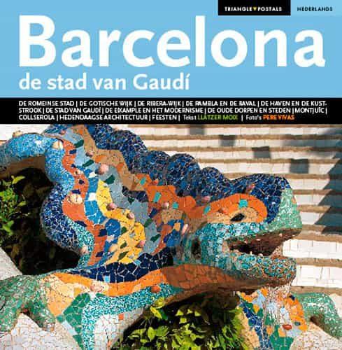 Barcelona Ciutat De Gaudi ( Holandes) por Llatzer Moix Gratis