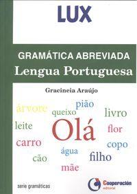 Gramatica Abreviada Lengua Portuguesa por Gracineia Araujo