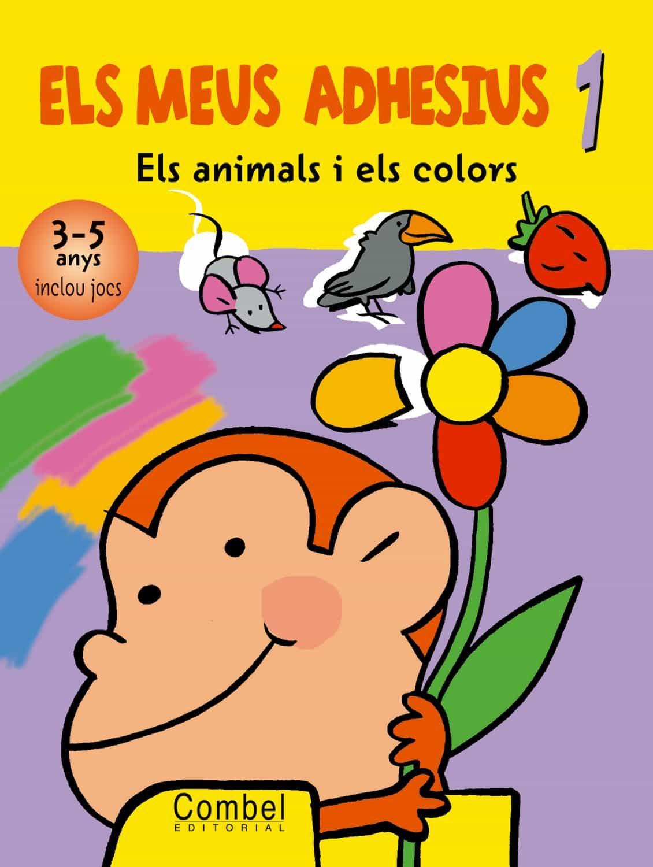Els Animals I Els Colors (els Meus Adhesius) por Annette Boisnard Gratis