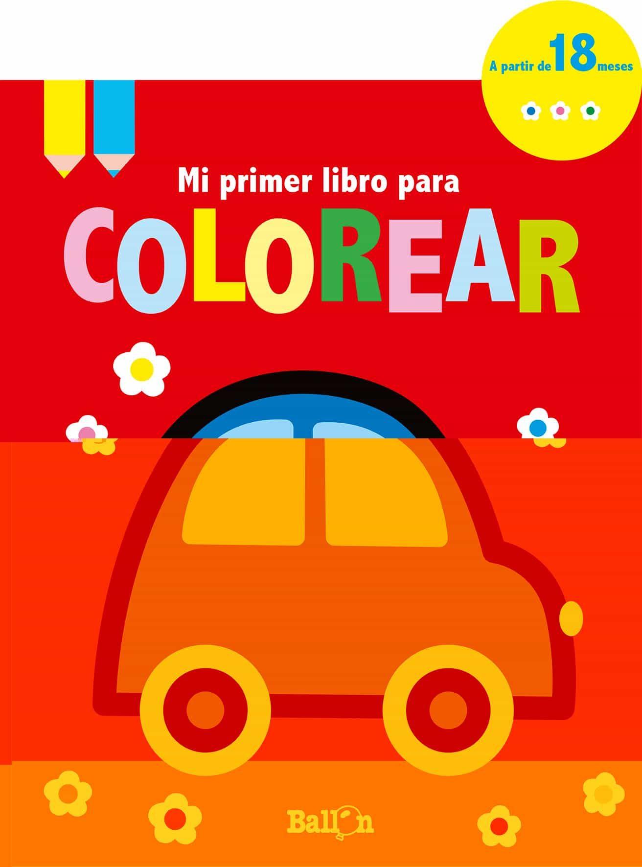 COCHE (MI PRIMER LIBRO PARA COLOREAR) | VV.AA. | Comprar libro