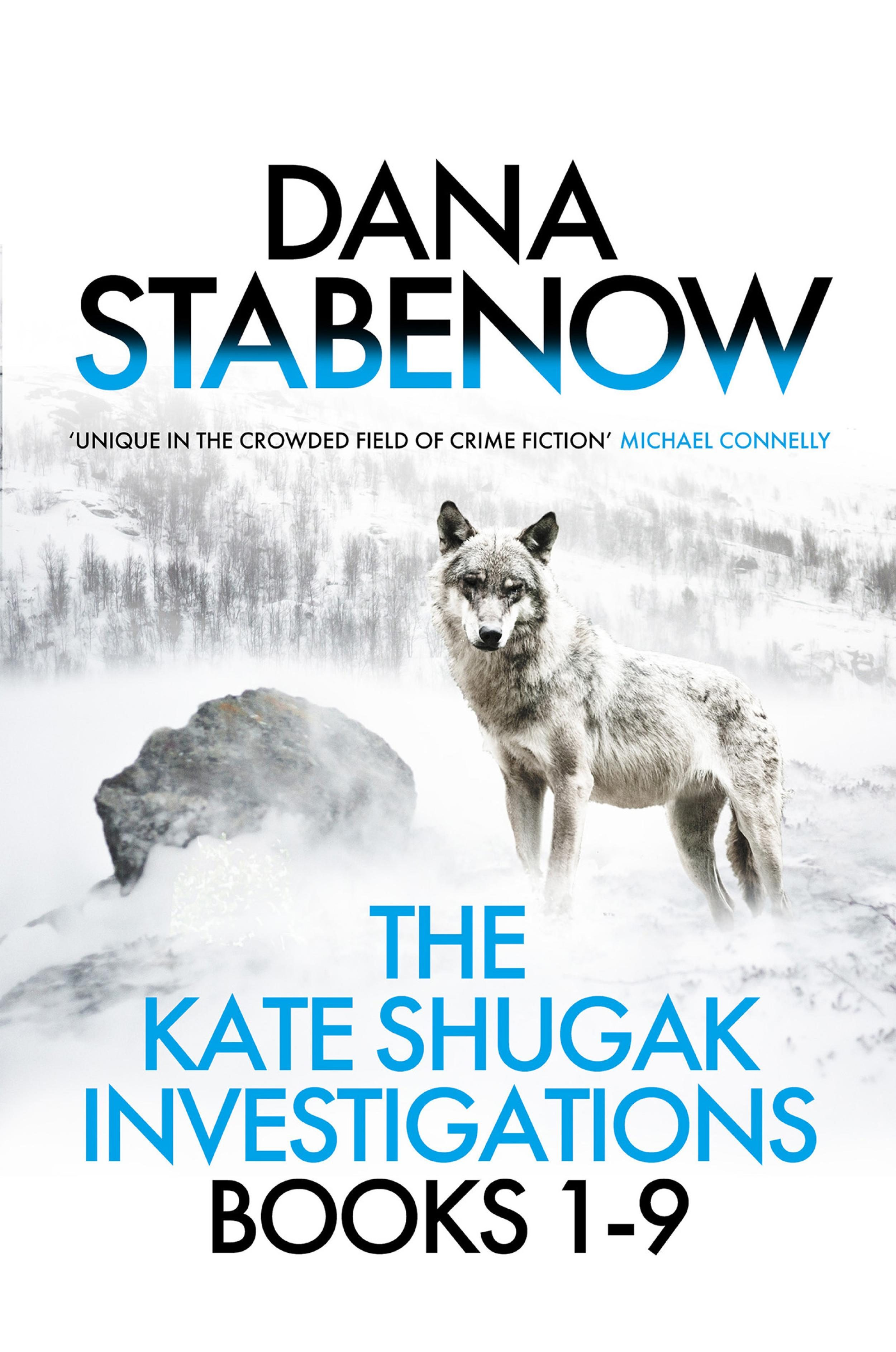 the kate shugak investigations (ebook)-dana stabenow-9781788549516