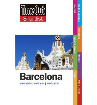 descargar TIME OUT SHORTLIST BARCELONA 2014 (7TH ED.) pdf, ebook