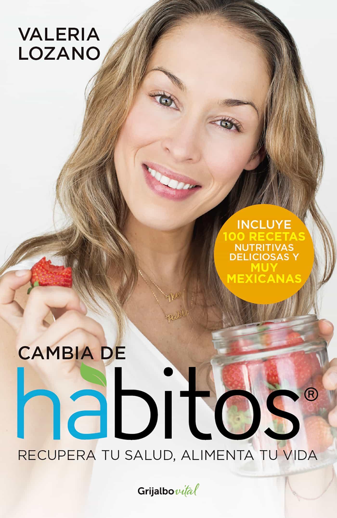 Resultado de imagen para Cambia de hábitos / Valeria Lozano