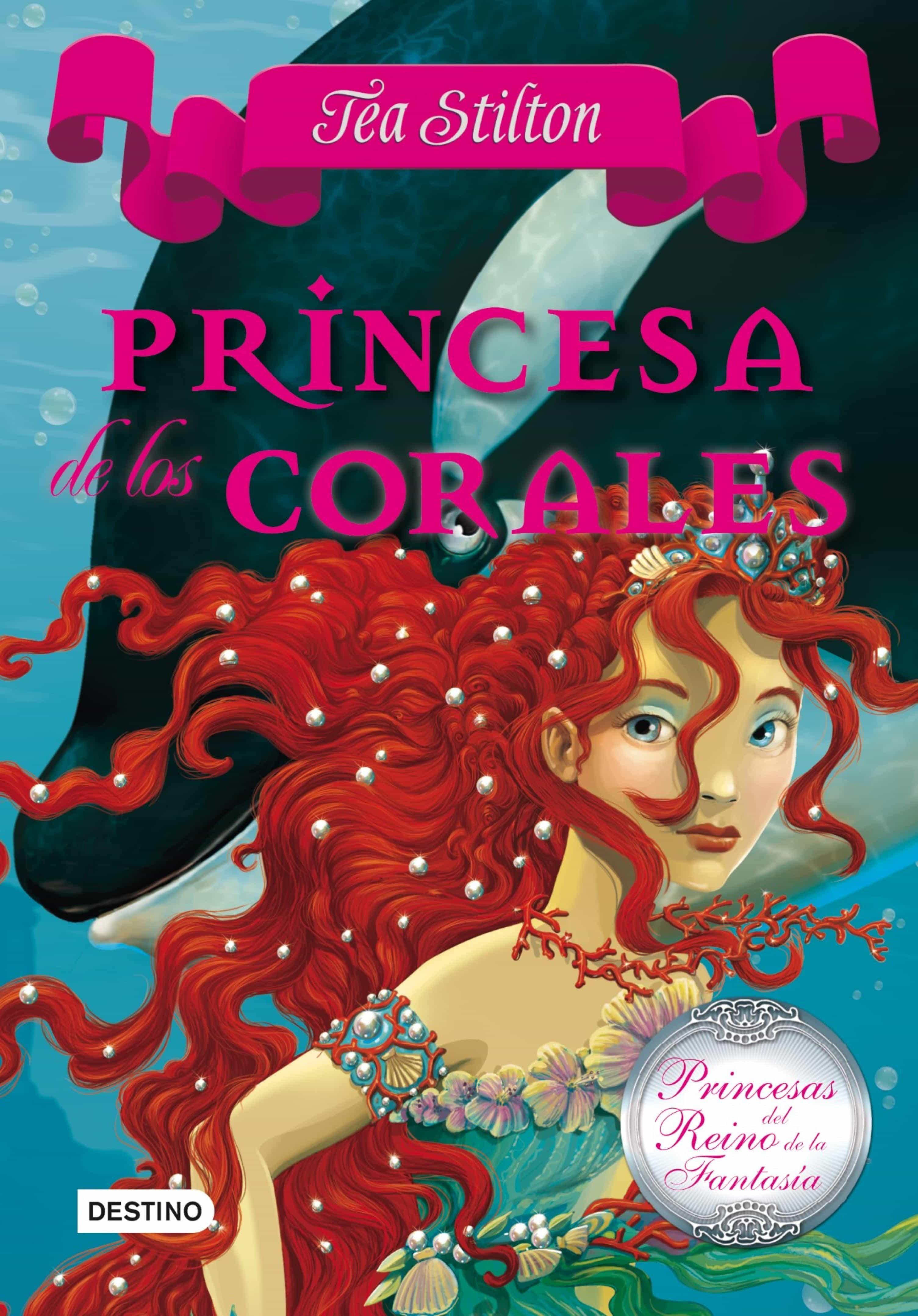Resultado de imagen de princesa de los corales tea stilton