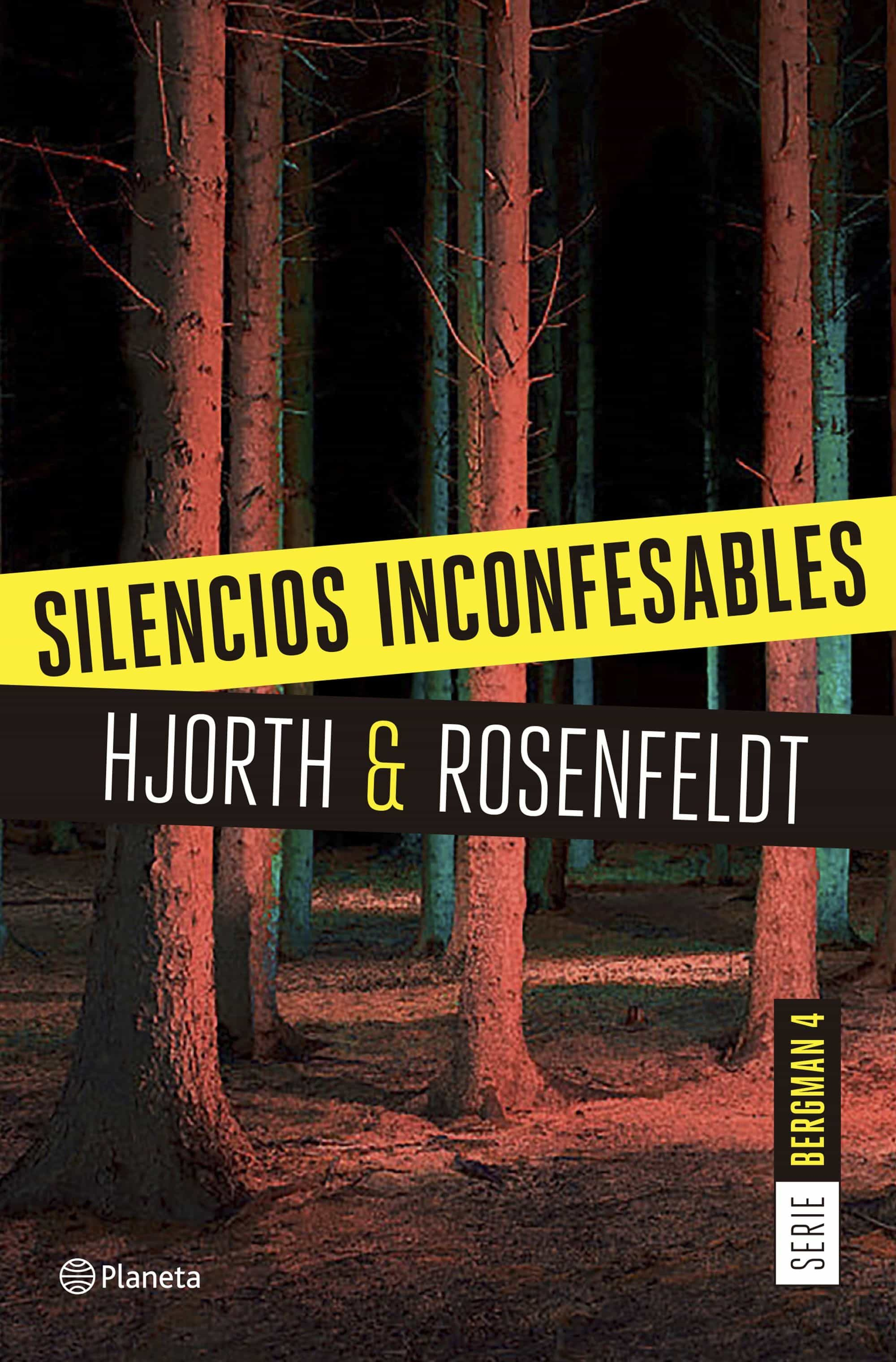 silencios inconfesables (serie bergman 4)-michael hjorth-hans rosenfeldt-9788408175216