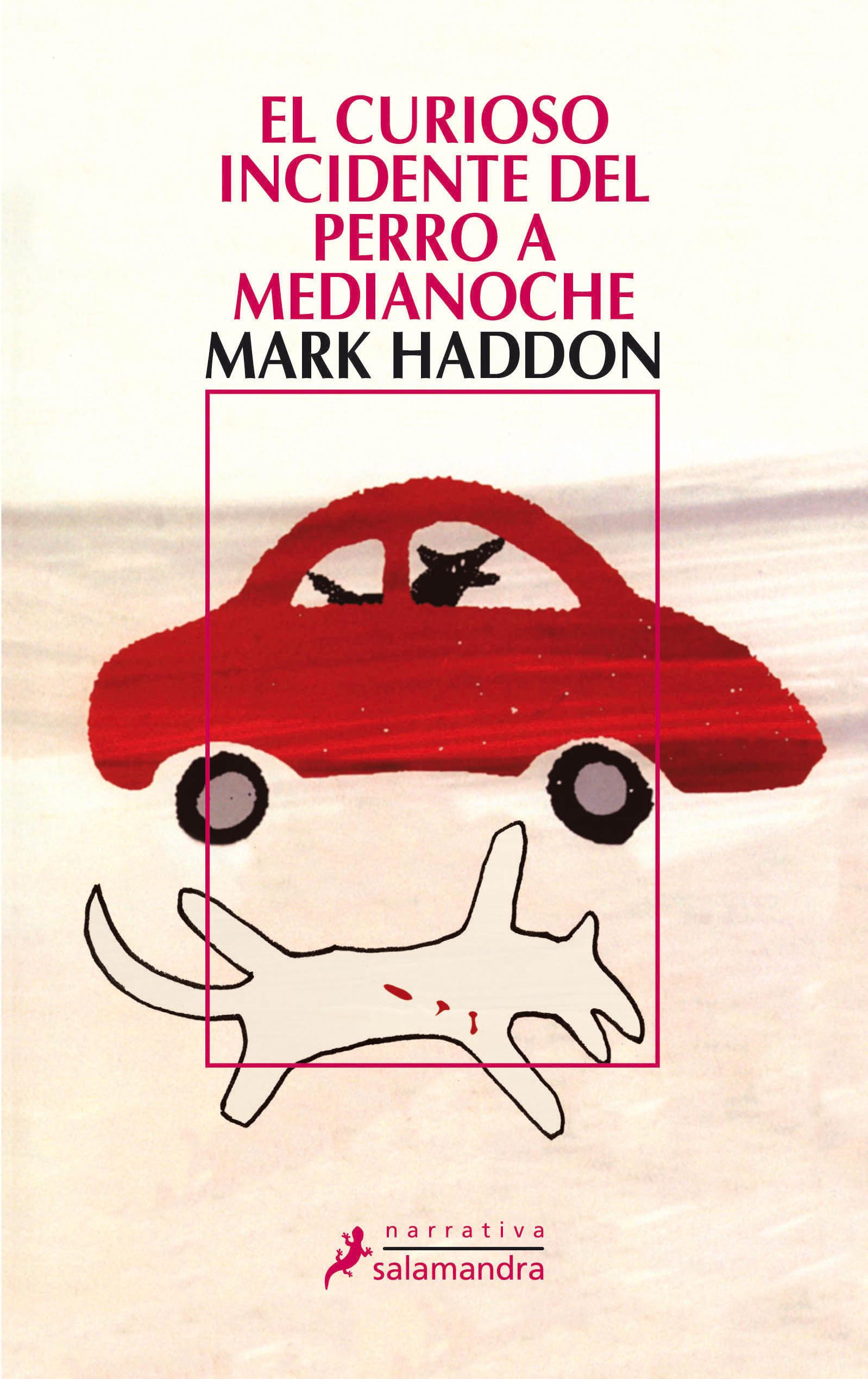 El Curioso Incidente Del Perro A Medianoche   por Mark Haddon