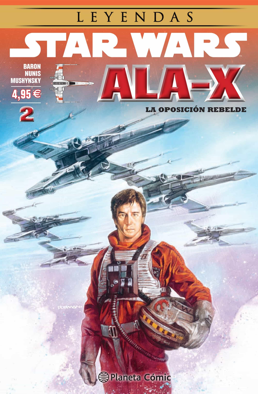 Star Wars Ala X Grapa 2 por Vv.aa.