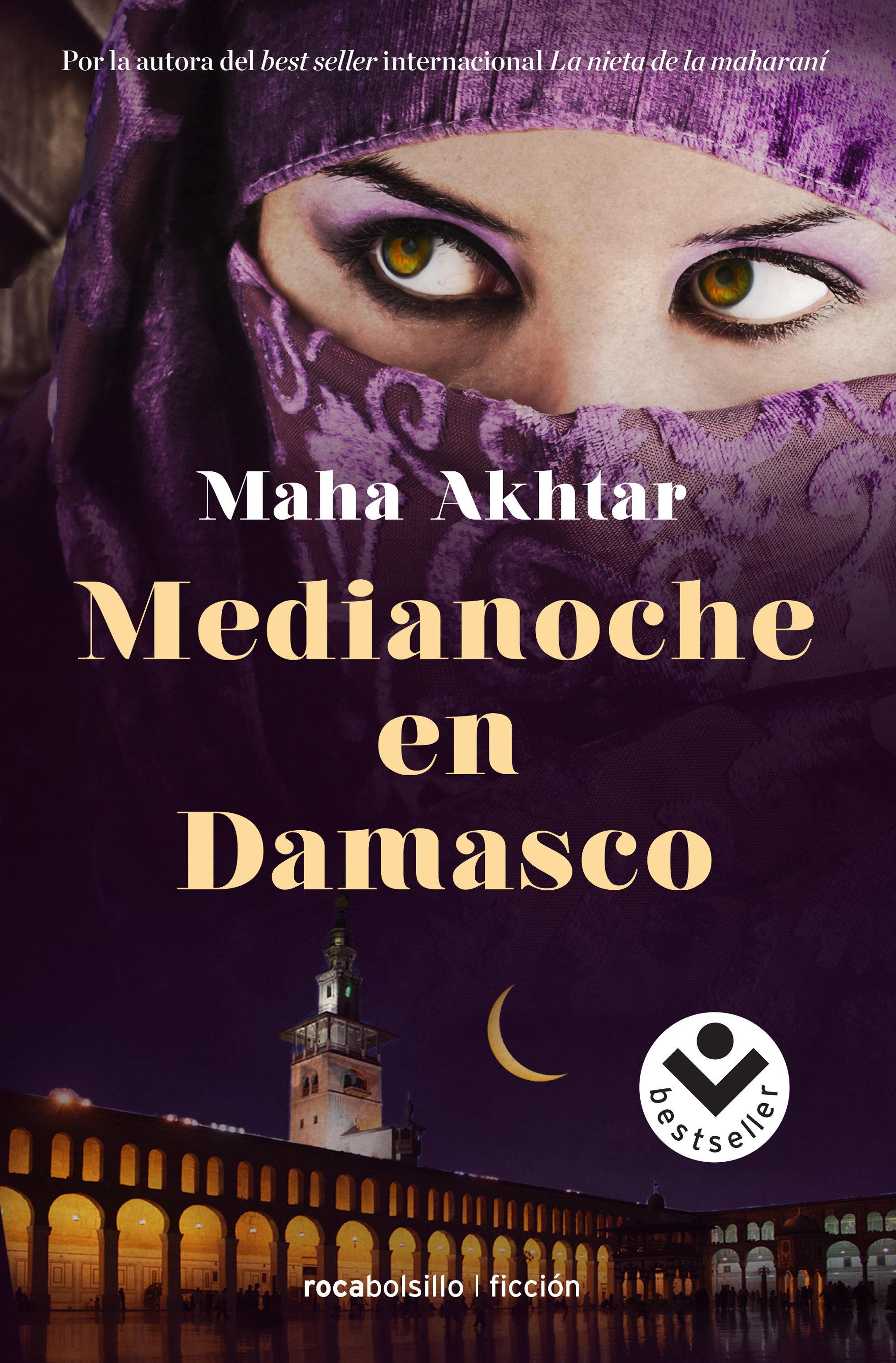 Medianoche En Damasco por Maha Akhtar