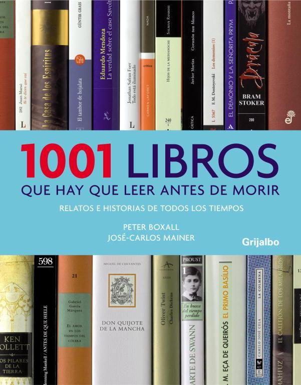 Resultado de imagen de 1001 libros que hay que leer antes de morir