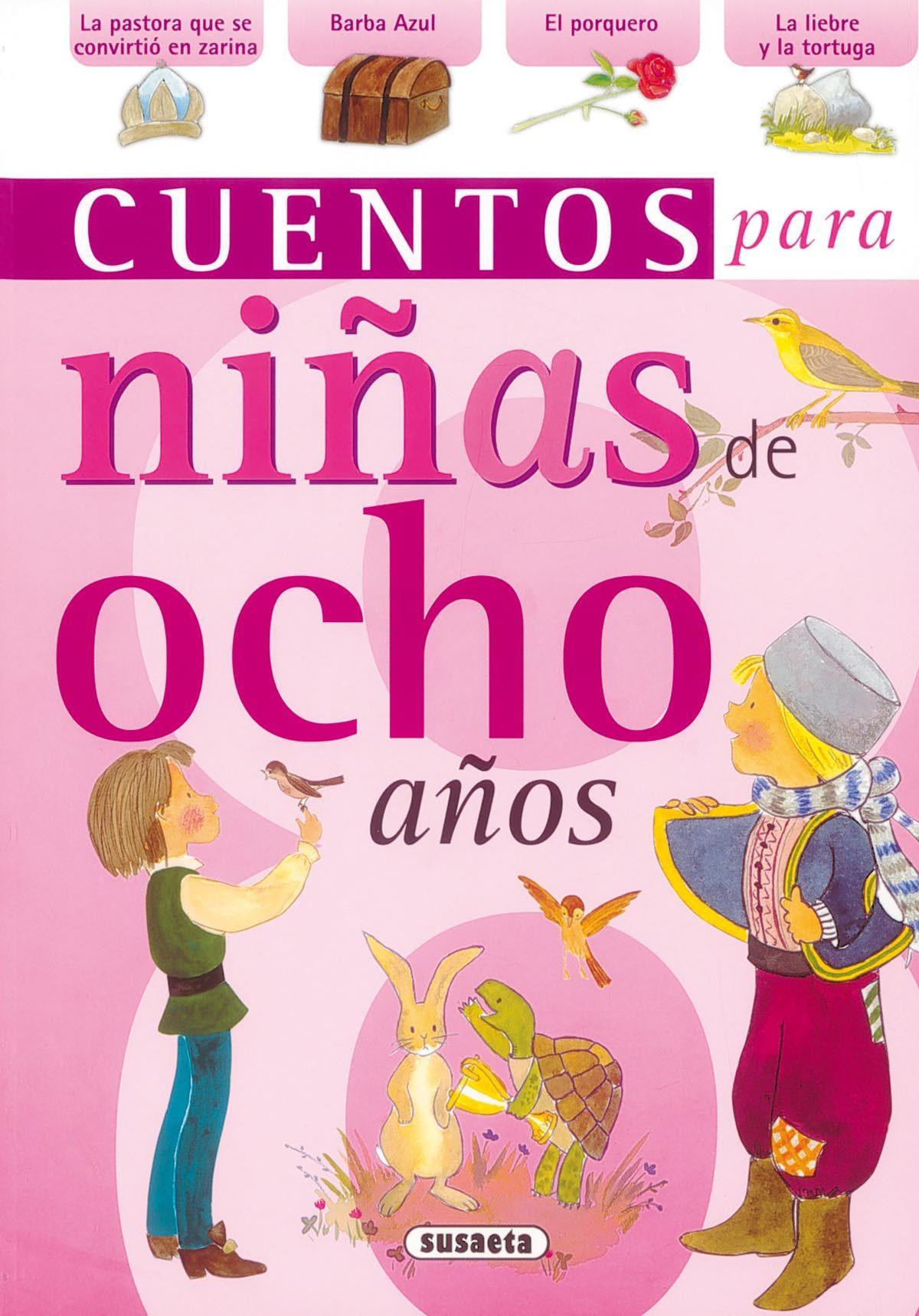 CUENTOS PARA NIAS DE OCHO AOS VVAA Comprar libro 9788430569816