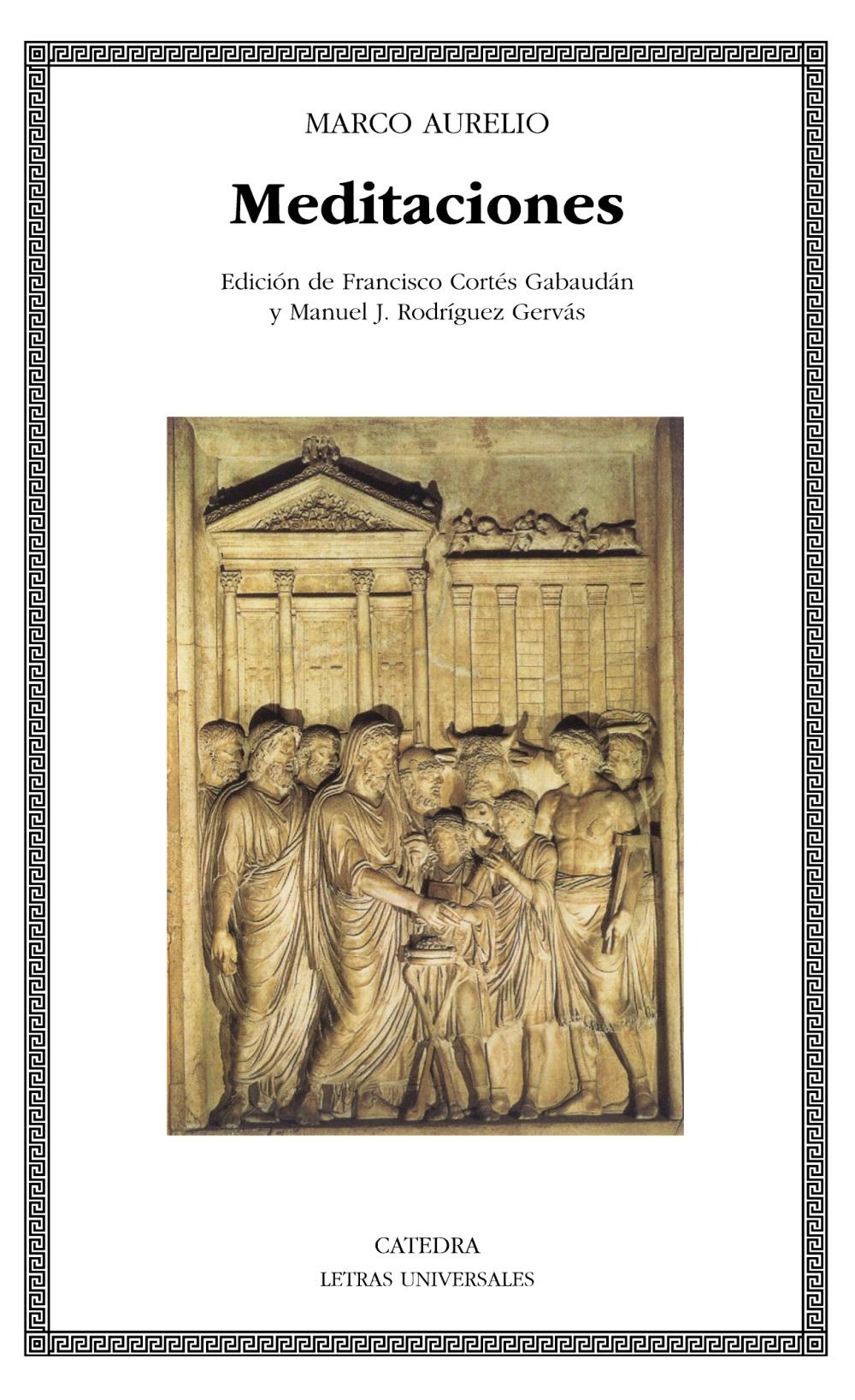 MEDITACIONES   EMPERADOR DE ROMA MARCO AURELIO   Comprar libro ...