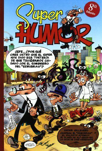 super humor mortadelo nº 21: varias historietas-f. ibañez-9788440655516