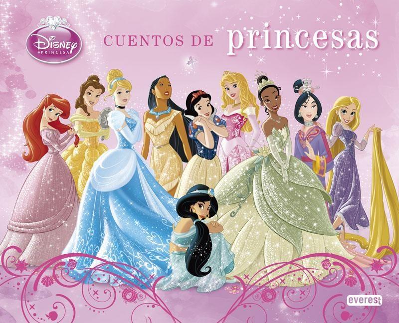 PRINCESAS DISNEY. CUENTOS DE PRINCESAS | VV.AA. | Comprar libro ...