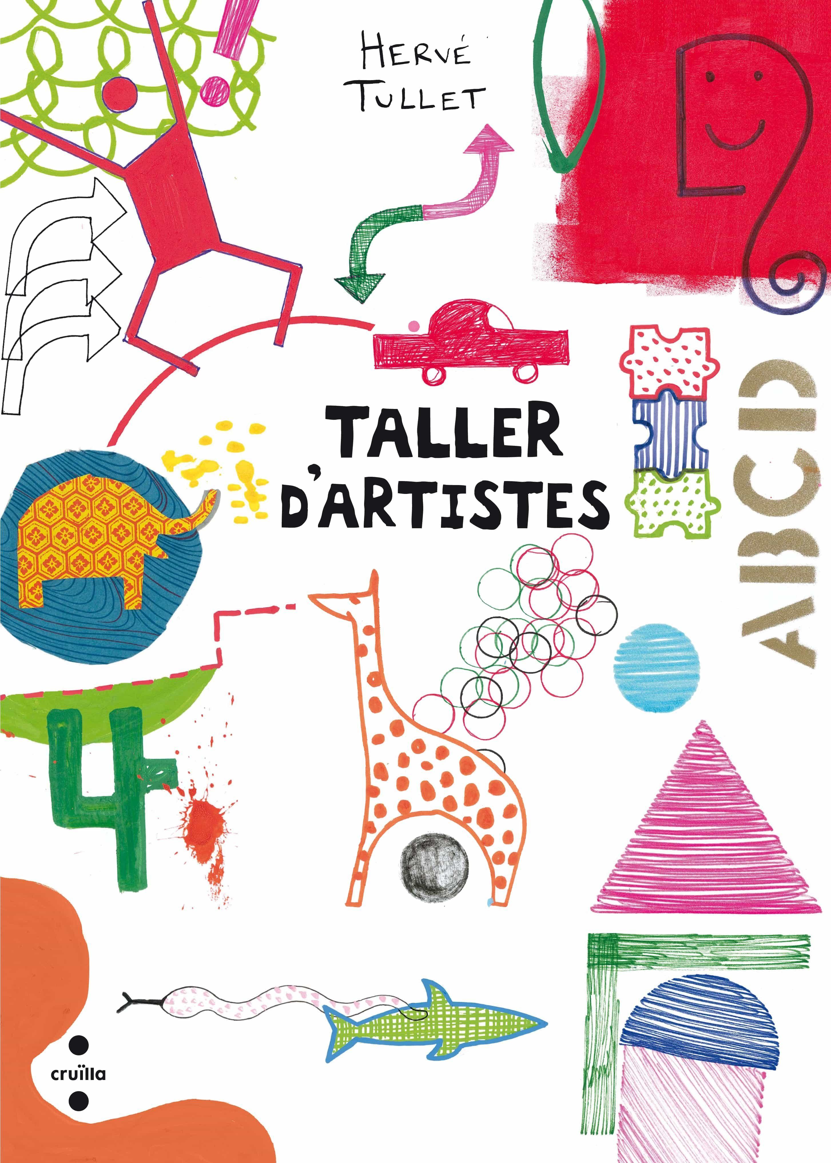 taller d artistes-herve tullet-9788466139816