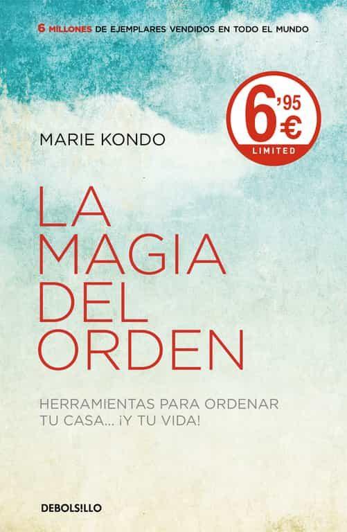 LA MAGIA DEL ORDEN (LA MAGIA DEL ORDEN 1) | MARIE KONDO | Comprar ...