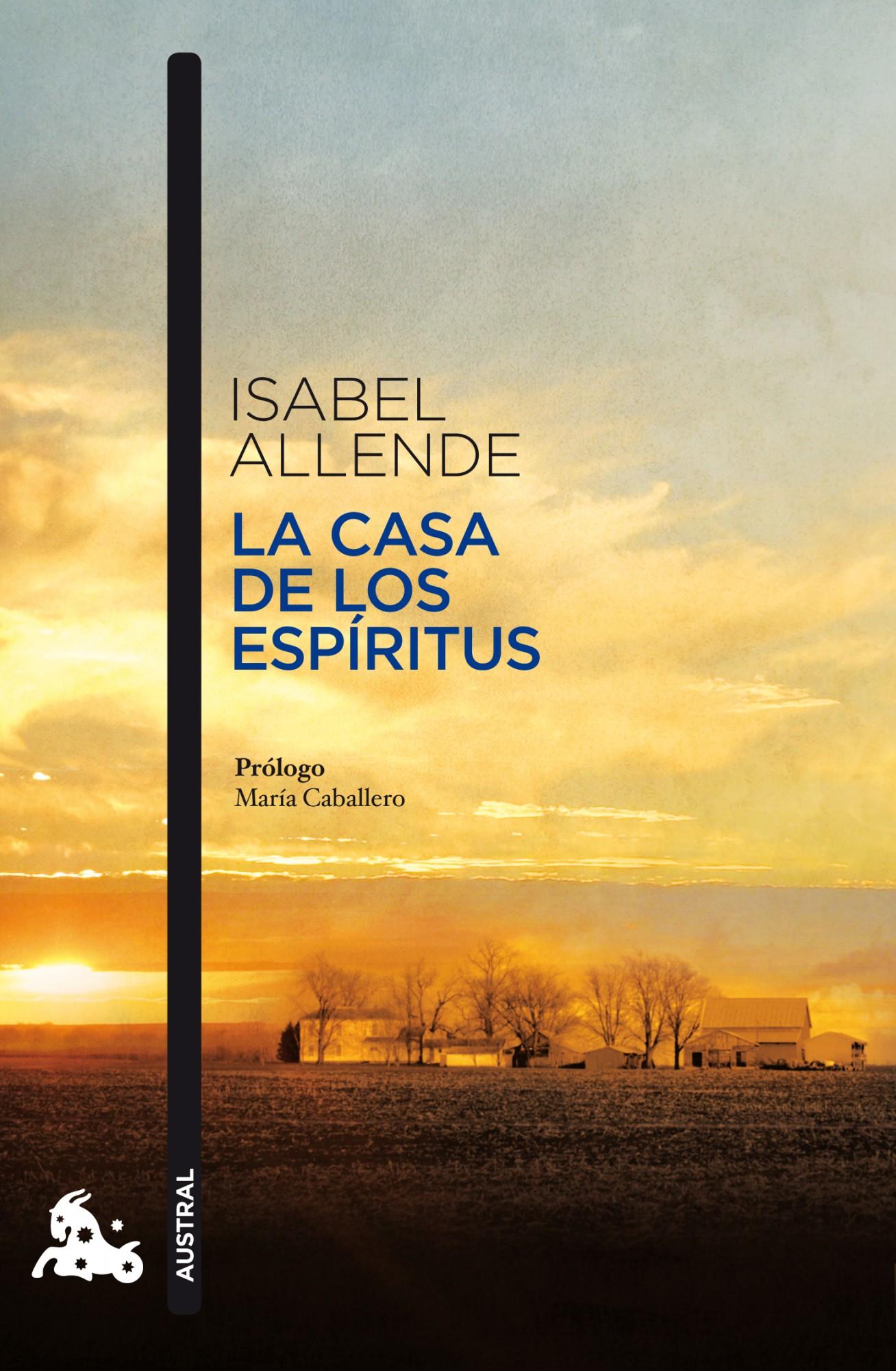 LA CASA DE LOS ESPIRITUS | ISABEL ALLENDE | Comprar libro