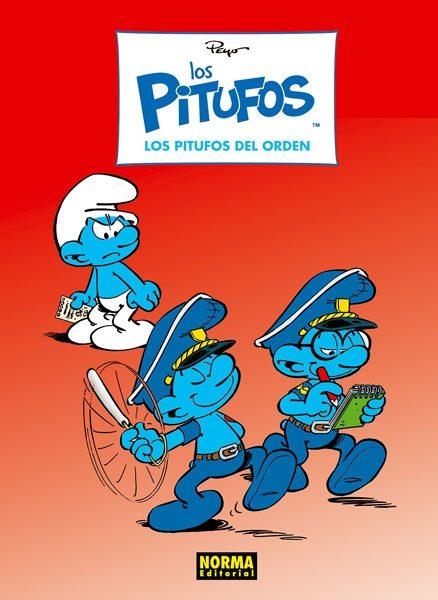 Los Pitufos 31: Los Pitufos Del Orden por Peyo