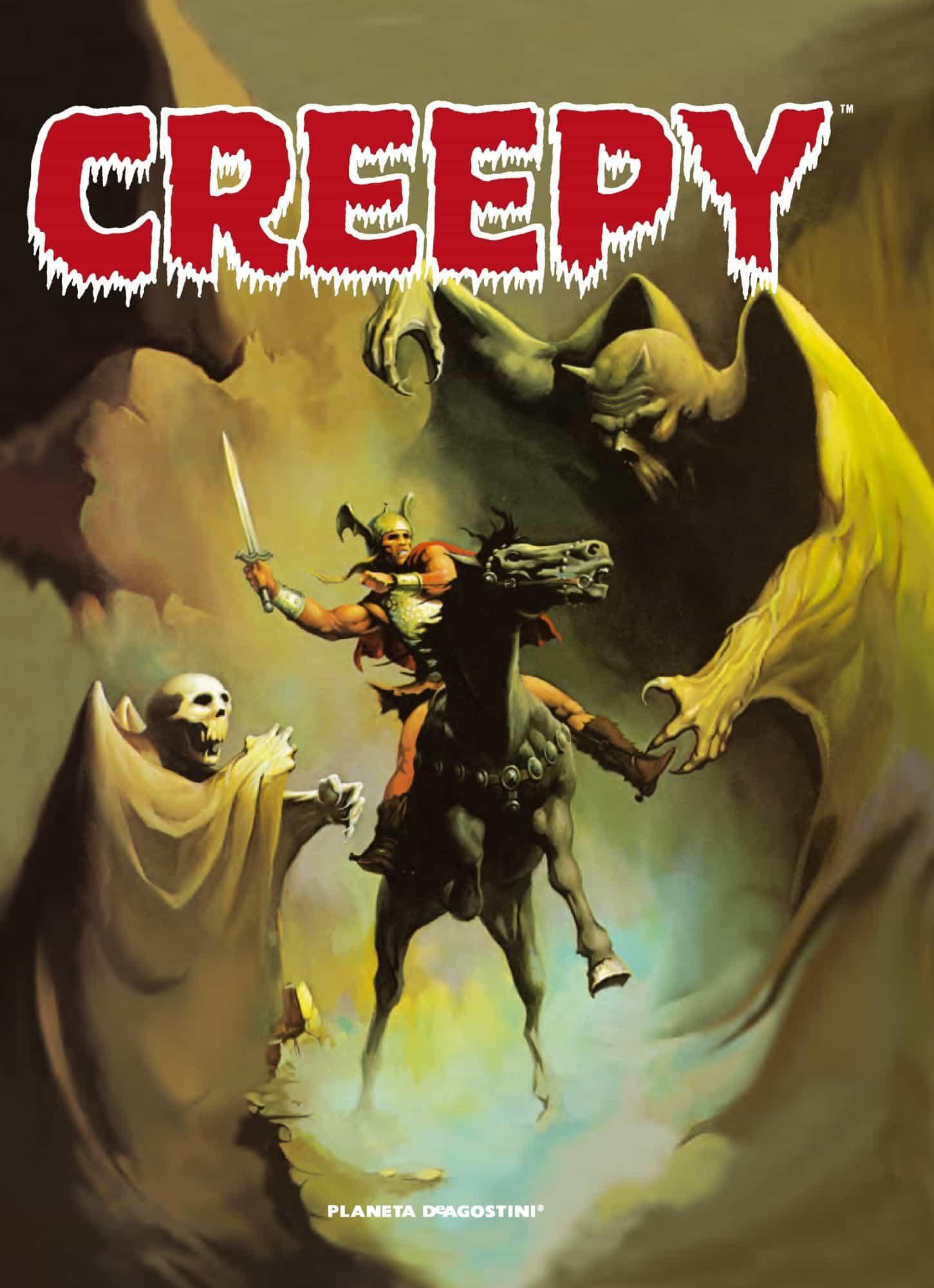 Creepy Nº 14 por Vv.aa.