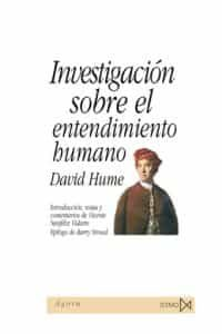 Investigacion Sobre El Entendimiento Humano por David Hume