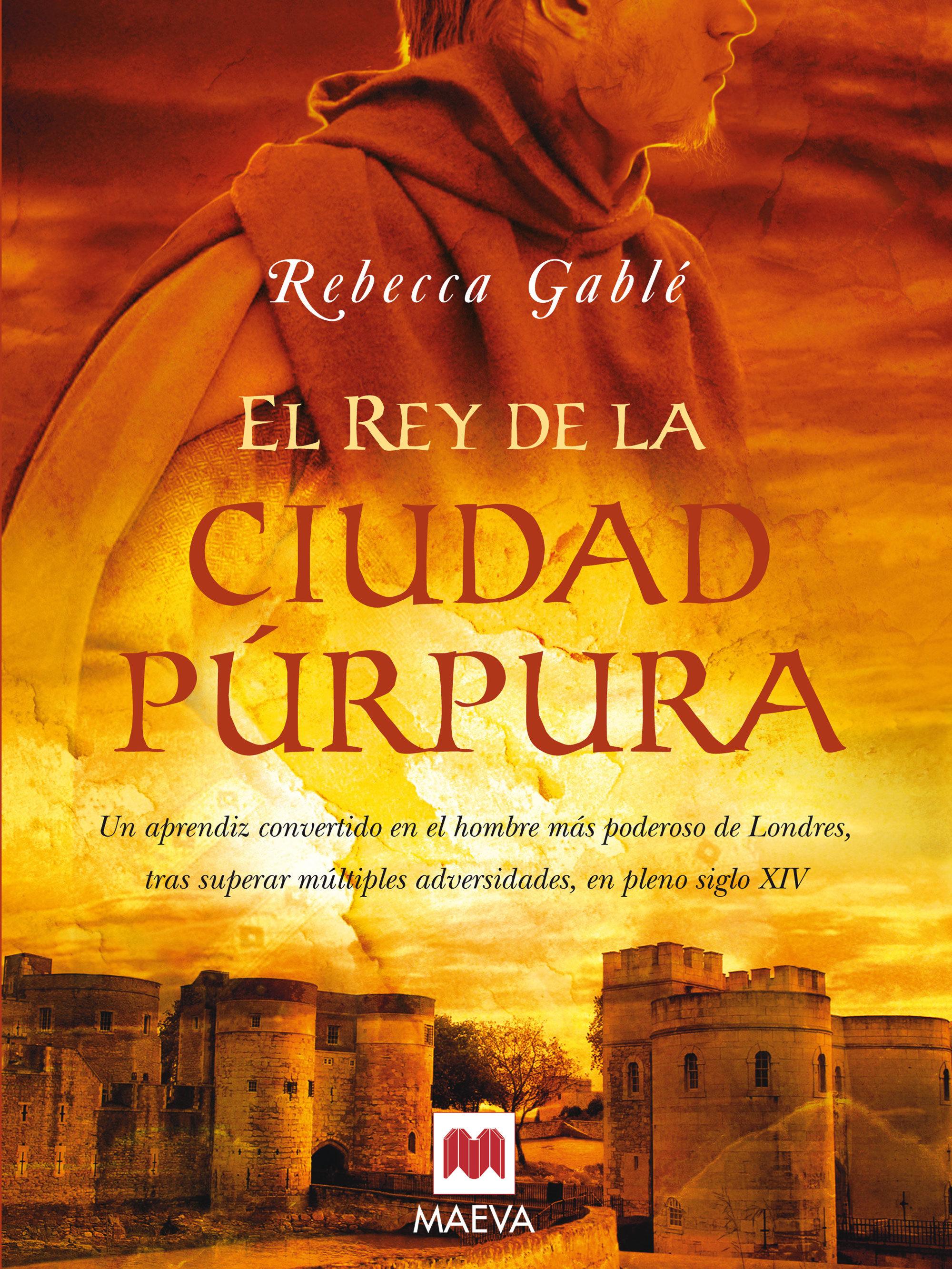 el rey de la ciudad púrpura (ebook)-rebecca gable-9788492695416