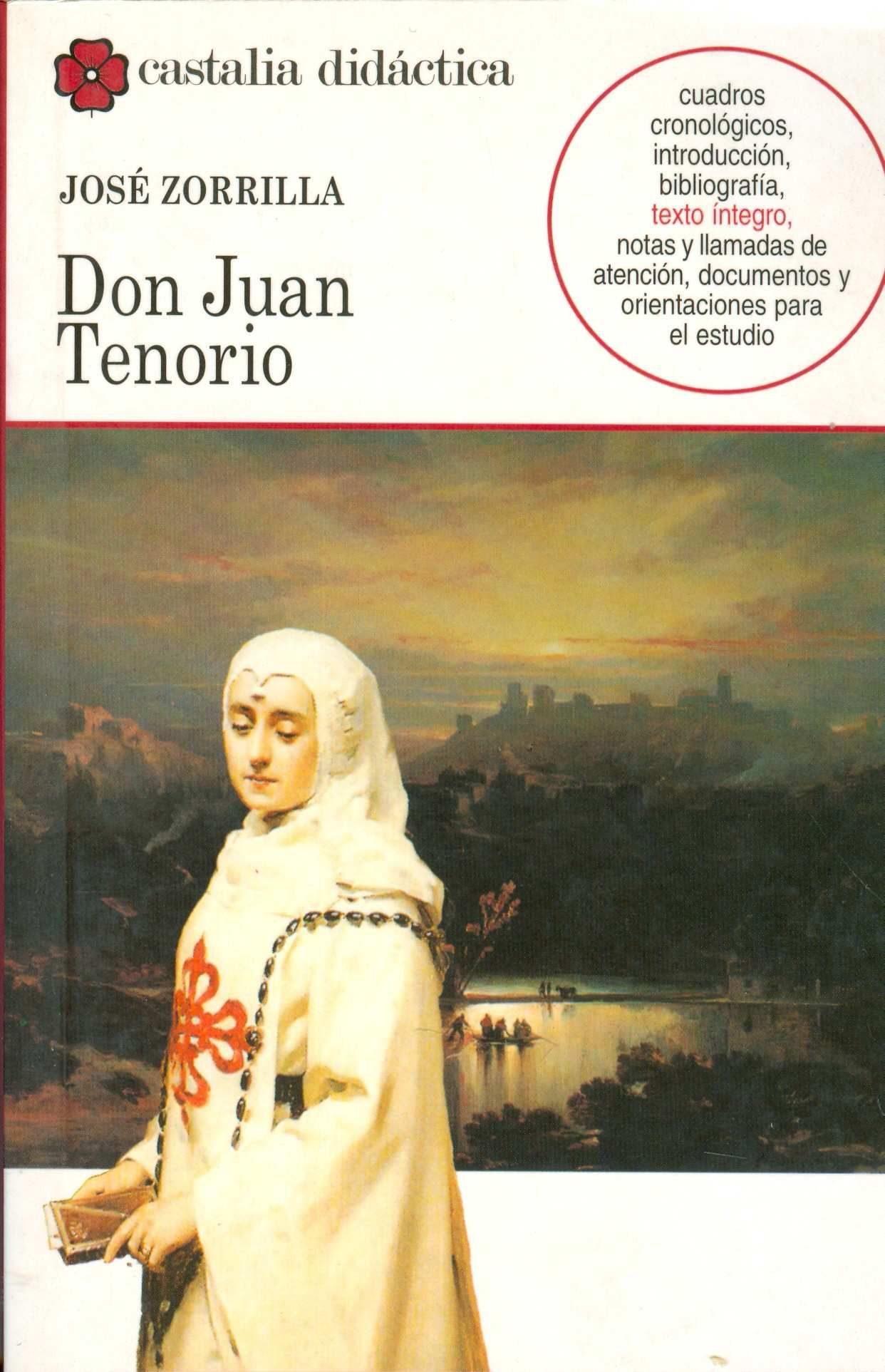 DON JUAN TENORIO | JOSE ZORRILLA | Comprar libro 9788497400916