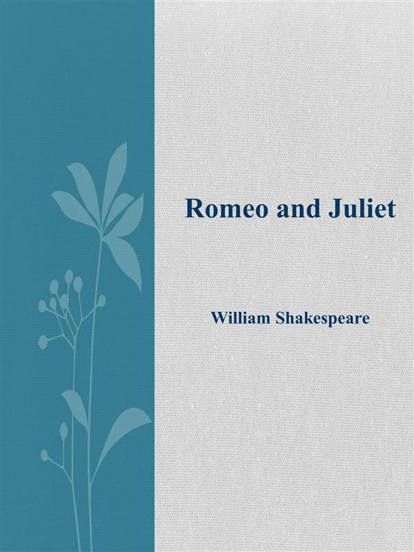 Romeo And Juliet Shakespeare Ebook