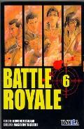 Batle Royale Nº 6 por Koushun Takami epub