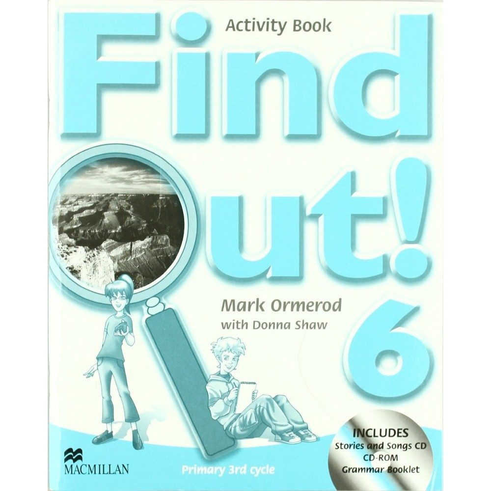 Find Out 6 Activity Book Pack (inclu Gram Book) por Vv.aa. epub