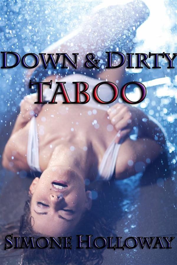 Dirty taboo caption protest