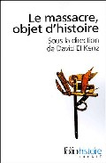 Le Massacre, Objet D Histoire por David El Kenz Gratis