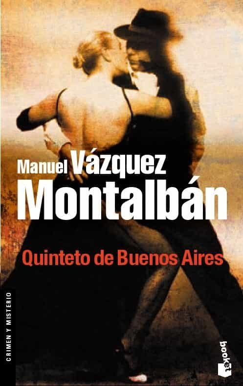 Quinteto De Buenos Aires (booket Especial Navidad 2007) por Manuel Vazquez Montalban epub