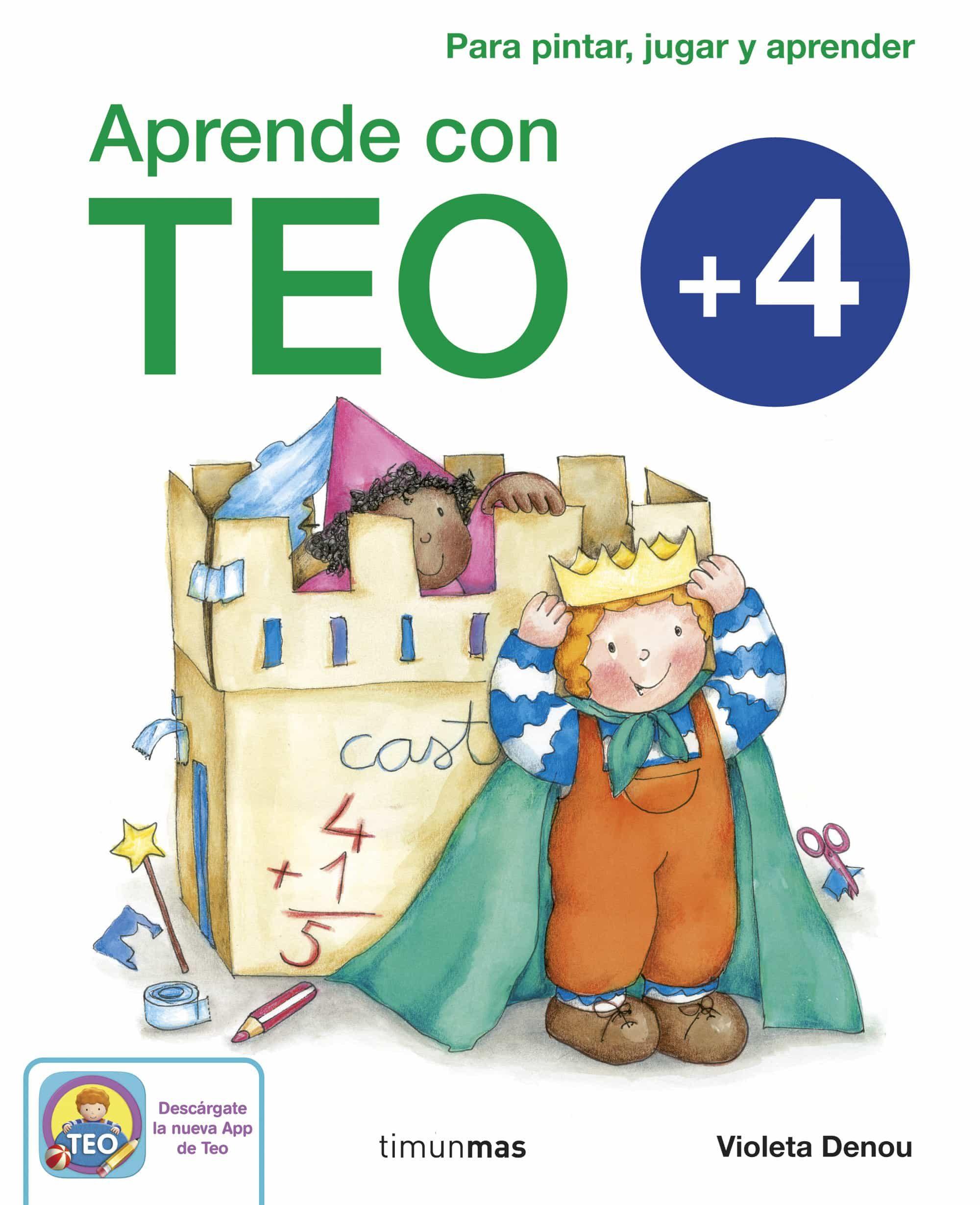 Aprende Con Teo (+4) por Violeta Denou epub