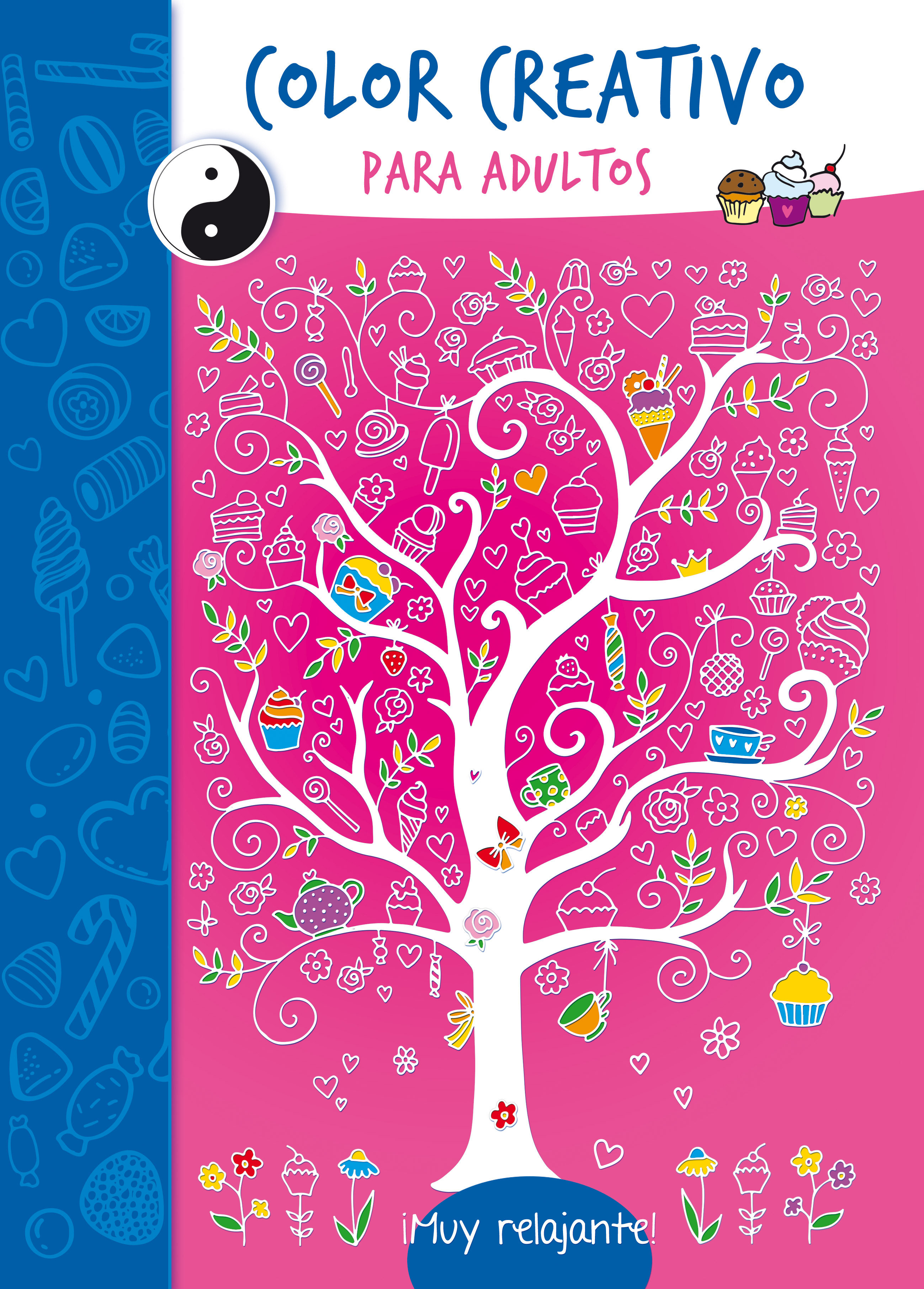 COLOR CREATIVO PARA ADULTOS 2 (ARBOL) | VV.AA. | Comprar libro ...