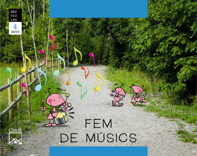 Fem De Musics (4 Anys) por Vv.aa.